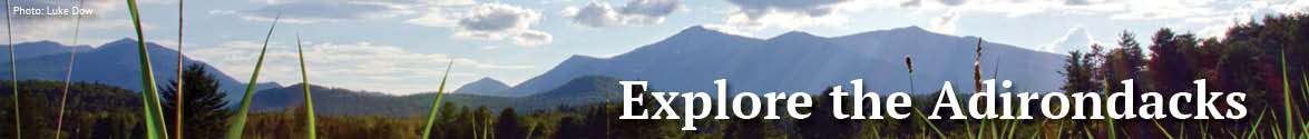 Adirondack Region Banner