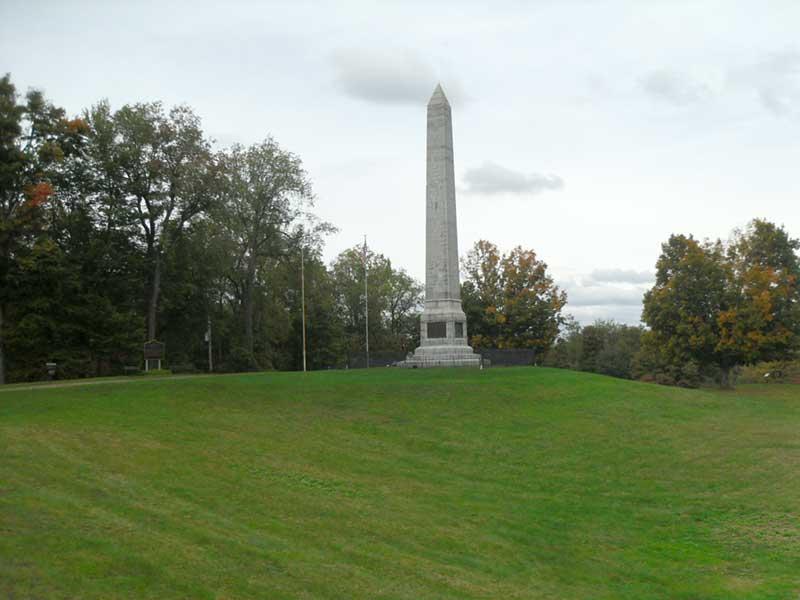 Obelisk at Oriskany Battlefield State Historic Site