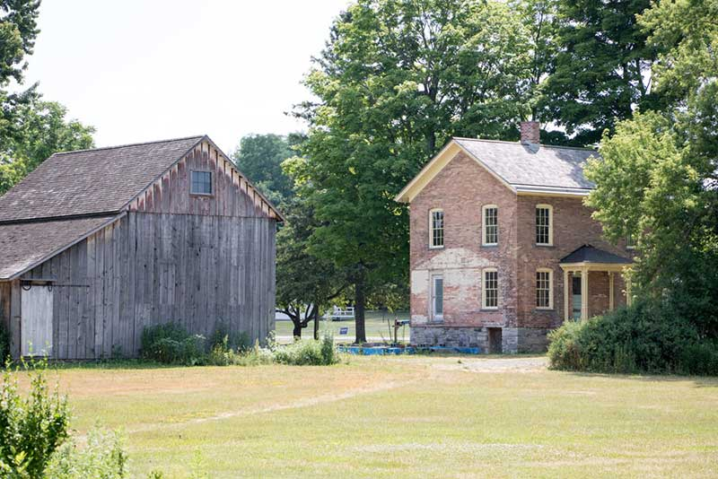 Harriet Tubman's Residence in Auburn NY