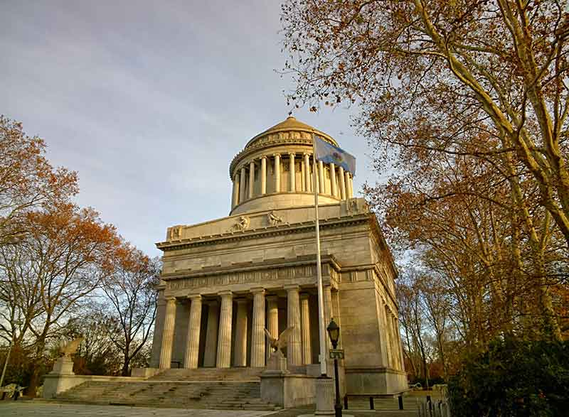 General Grant's Mausoleum in New York City